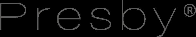 presbyブランドロゴ
